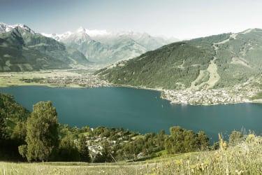 Ausblick Zeller See