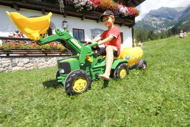 Traktor für die Kleinen