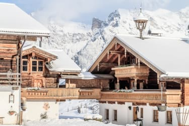 Christernhof im Winter