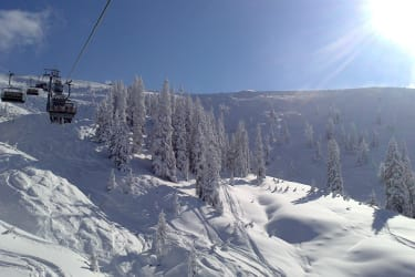 Wintersport der Extraklasse in unseren Großraumskigebieten
