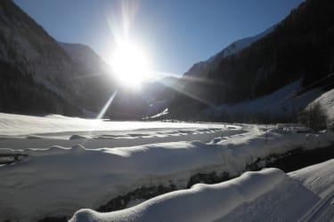 Winteraussicht