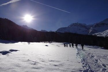 Winterreich Nationalpark Hohe Tauern