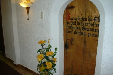 Alte Türe