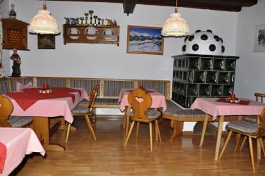 Frühstückszimmer