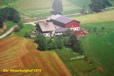 Der HInterburghof anno 1974
