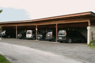 Unsere Garagen f?r Ihr Fahrzeug