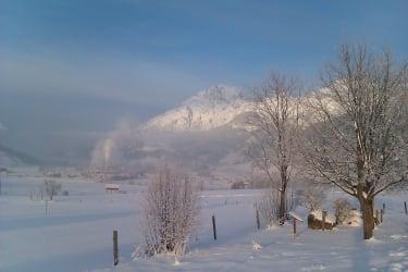 Winter in Saalfelden
