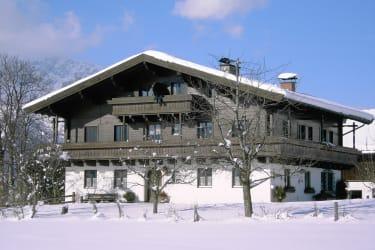 Der Oberhaslinghof im Winter