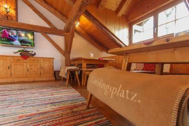 Hüttenstube Günzberghütte