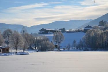 Ritzensee im Winter