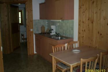 Ferienwohnung-Küche