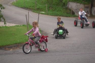 Kinderfuhrpark