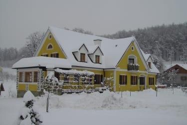 Winter am Bauernhof