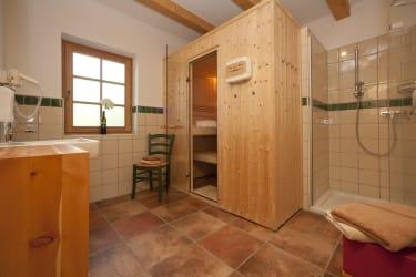 Sauna im Weinberghaus