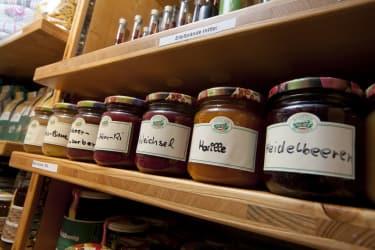 viele Marmeladen