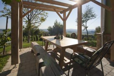 Terrasse-das Weinberg
