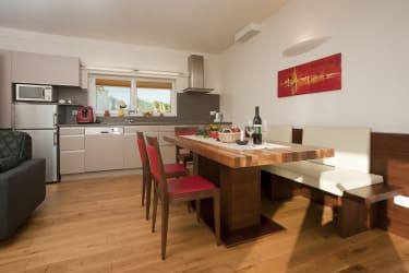 Küchenzeile-das Nussberg
