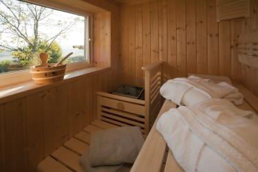 Sauna im Nussberghaus