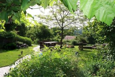 Sommerfrische am Alten Gehöft am Lormanberg