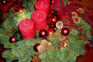 Stimmungsvoller Advent am Alten Gehöft
