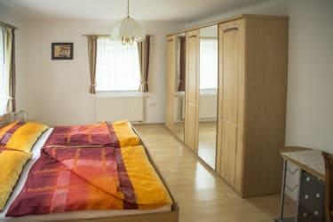 Abendrot Schlafzimmer