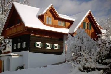 Gemütliches Ferienhaus mit zwei Wohnungen