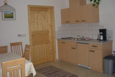 Vorraum mit Gästeküche