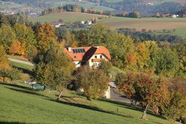 malerischer Herbst