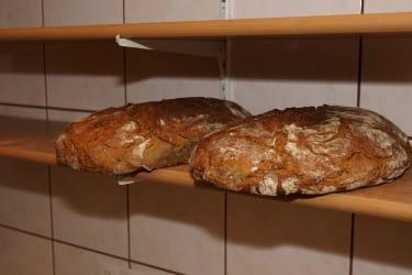 Wie herrlich frisches Brot duftet