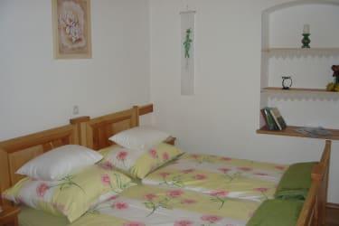 Schlazimmer Fewo Brennessel