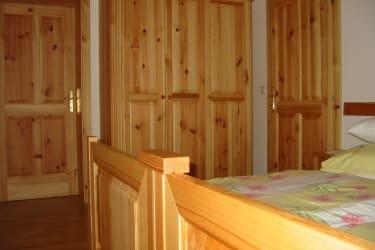 Schlafzimmer nach Kneipp