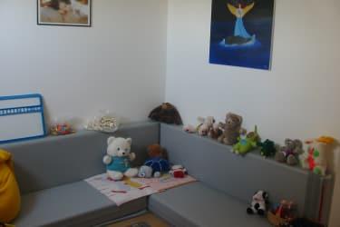 eigenes Kinderspielzimmer