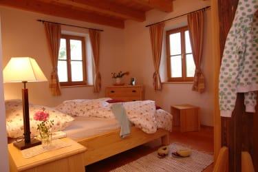 Schlafzimmer Franz