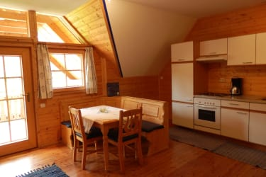 Wohnküche Heidelbeerwohnung