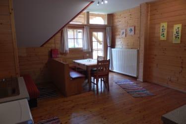 Wohnküche Himbeerwohnung