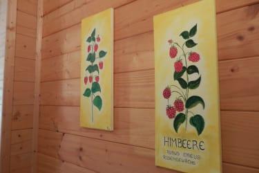 Himbeerwohnung