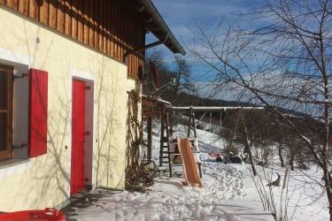 Winter Ferienwohnung