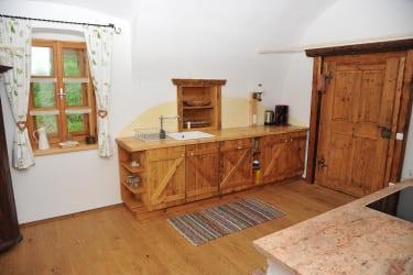 Kücher im Gwölb-Apartment