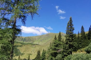 Bergwelt, Wandern