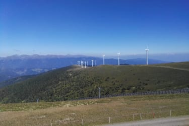 Windpark Lachtal