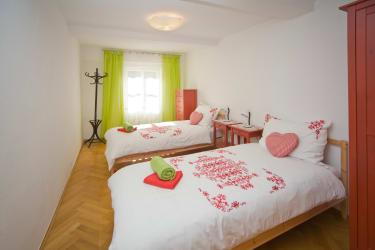 liebevoll gestaltete Zimmer
