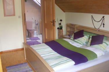 Doppelzimmer *Lavendel*