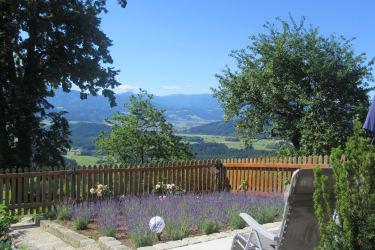Lavendelduft  im Garten