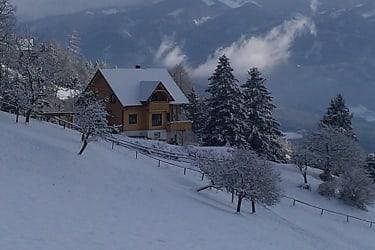 Ferienhaus Winteridyll