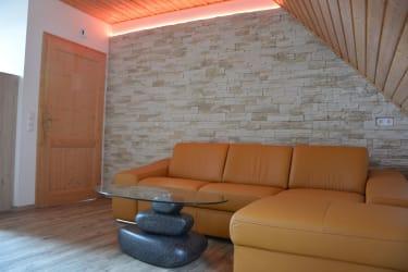 Sofa / Bergkristall