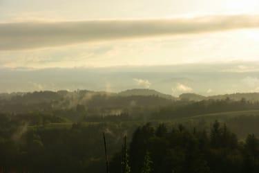 Ferien Familien Südsteiermark schöne Aussicht