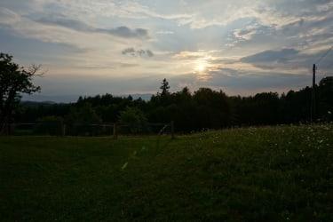 Natur der Südsteiermark am Bauernhof Ofenmacherhof