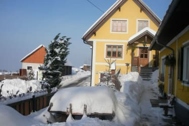 ein wunderschöner Wintertag