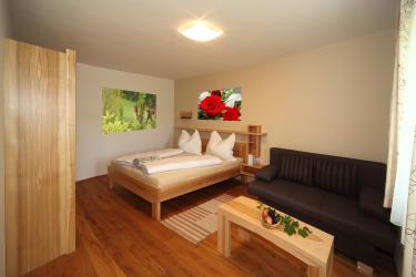Freuen Sie sich auf geräumige und komfortable Zimmer