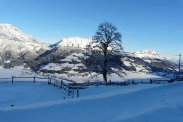 Klausnerhof- Winter
